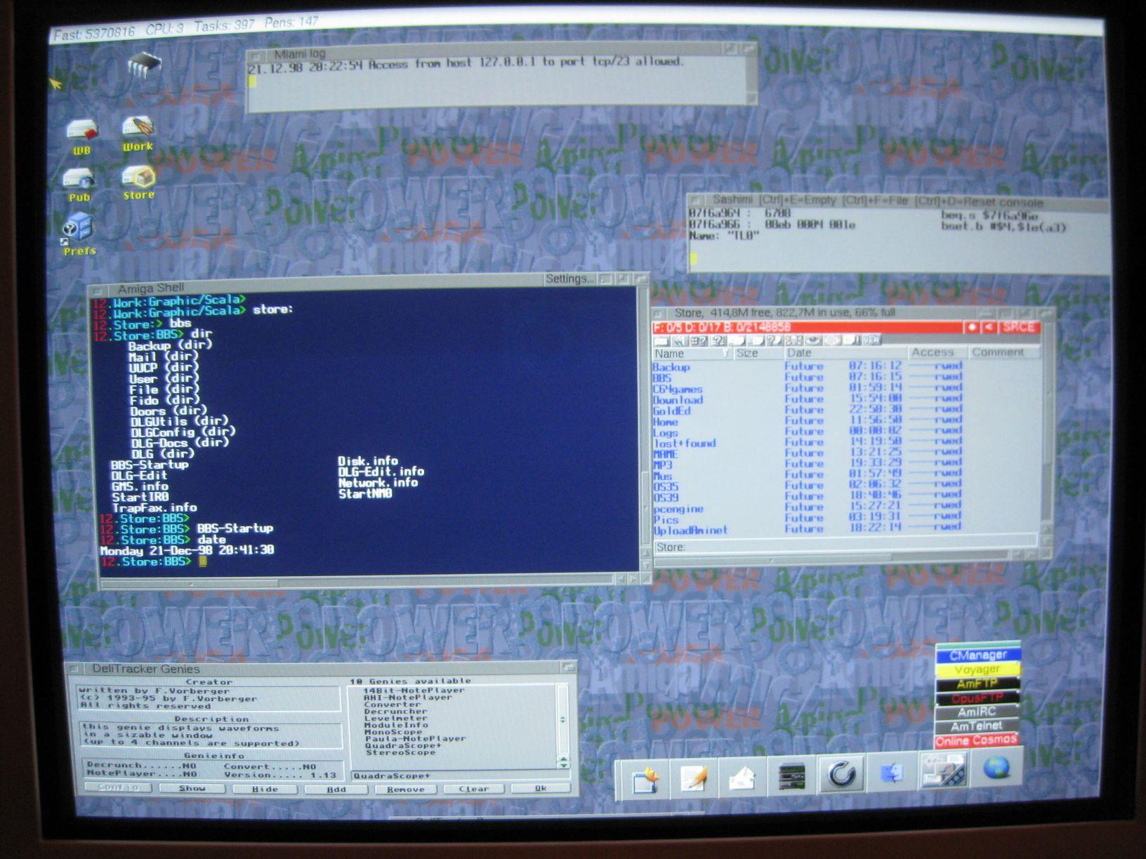 Codewiz: pictures/amiga/Desktop Screenshots