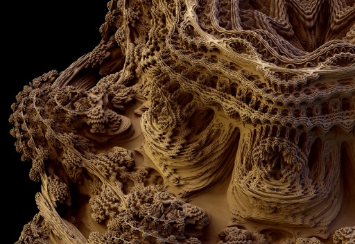 golden-mandelbulb-section